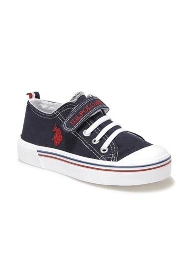 U.S. Polo Assn. Penelope 1Fx Erkek Çocuk Sneaker Lacivert